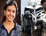 sithara-car-accident