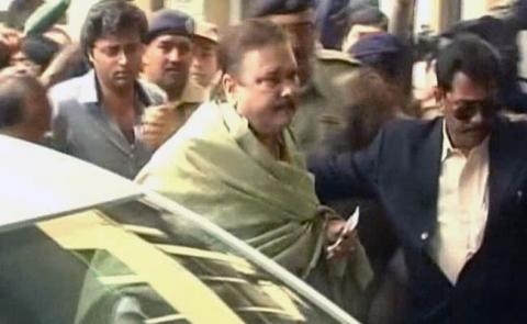 madan mitra arrested