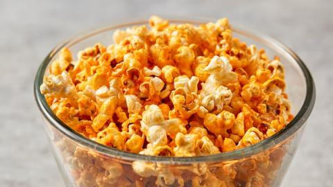 Popcorn stuck in mouth led to open heart surgery
