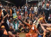 Sabarimala-protest