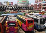 indefinite strike by bus owners