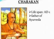 Charaka, Father of Ayurveda