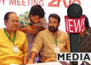 mohanlal, innocent, idavela babu, media