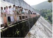The Mullaperiyar Dam dispute between Kerala and Tamil Nadu