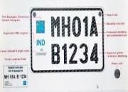 number-plates