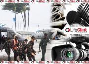 okhi cyclone, media