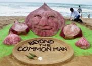 onion price rice protest