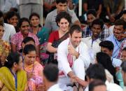 rahul and priyanka