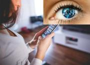 smartphones, game, blindness