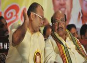 Thushar Vellappally, Vellappally Natesan