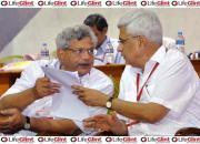 Sitaram Yechury, Prakash Karat